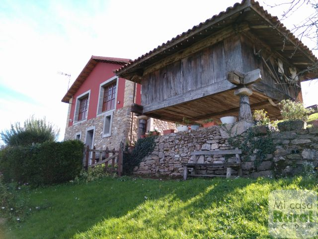 Casa de aldea la cuesta - Casas de aldea asturias ...