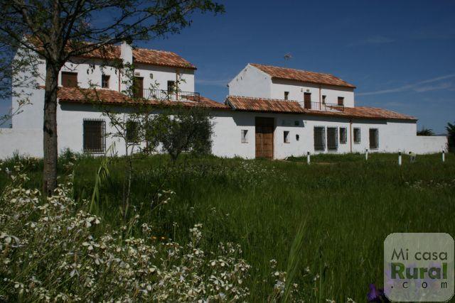 Huerta caba eros - Casa rural cabaneros ...