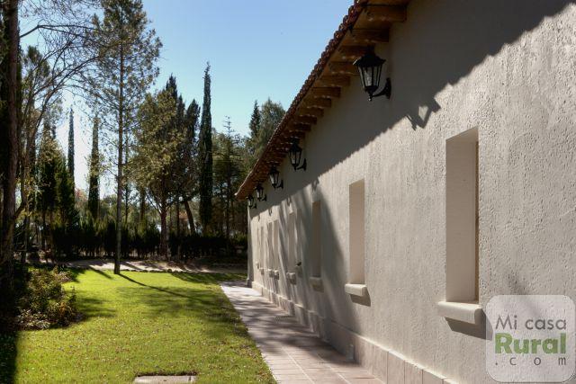 C rural finca salto del ciervo for Casa rural priego cuenca