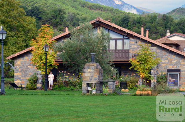 Casas rurales con encanto - Casa rural huesca jacuzzi ...