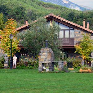 Casas la ribera de ordesa - Casas rurales en el pirineo catalan ...