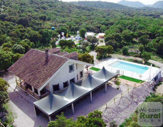 Casas rurales con encanto - Casa rurales malaga ...