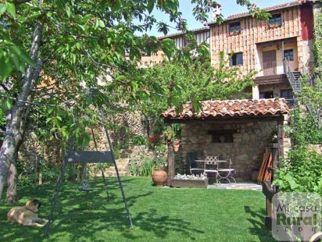 Casas rurales con encanto for Casas de campo con encanto
