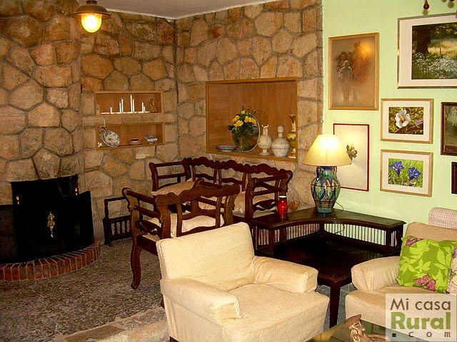 Villa pachita - Casa rural couto mixto ...